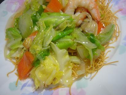 皿ウドン2 (2)