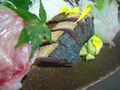 三種タタキ・コチ・イサキ (2)