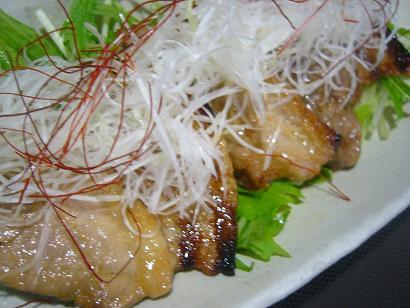 豚バラ味噌焼き3