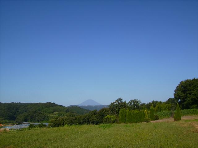 青空の富士67