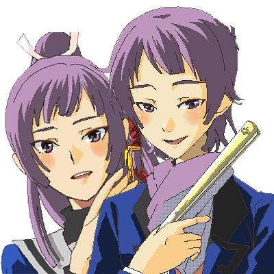 喜多川兄妹。