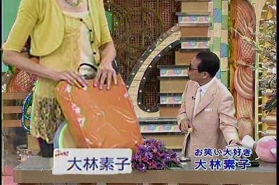 """元大関魁皇が「まいった」 大林素子に""""酒豪""""の潜在能力"""
