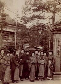 新井明治当時の玄関bunnka2
