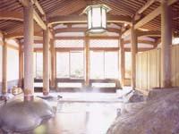 """新井・総檜造りの文化財風呂""""天平大浴堂H000004153_lobby"""