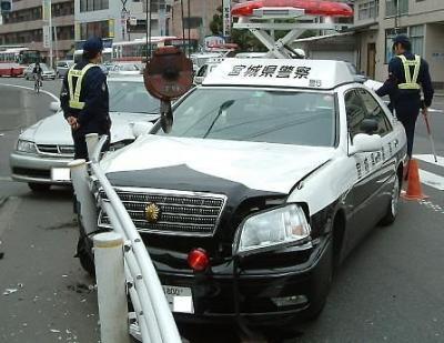 警察;あちゃー面白画像
