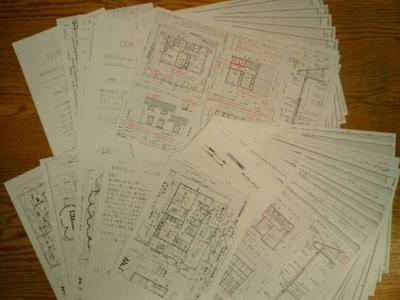 2級建築士設計製図勉強!