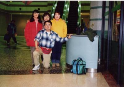 makiちゃんの友人達とボウリング