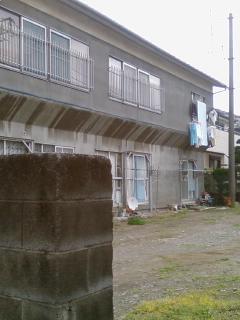 makiちゃんと住んでたアパート0102