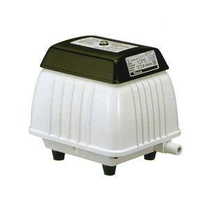 浄化槽電磁式エアーポンプ確認清掃