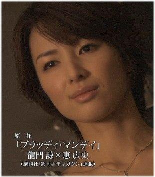 吉瀬美智子の無修正画像