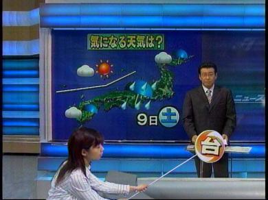 無修正画像!台風に注意!