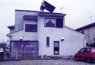 東亜アルミサイディング施工前無修正写真3