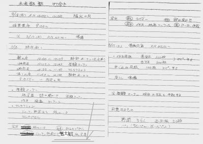 巌窟王紙芝居 少年部未来部塾 サマーセミナー打ち合わせ完全無修正写真画像!