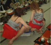 東亜:夏休み前日:飲み会(コンパニオンに犯される自分)完全無修正写真画像