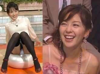 フジテレビ 女子アナ 現在人気の 高嶋彩 中野美奈子 完全無修正写真画像