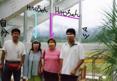 Hitomi達と完全無修正写真