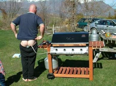 エコ的な天然ガス:面白画像!完全無修正写真画像