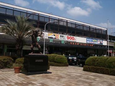 佐賀駅写真画像