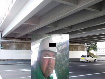 静岡市東名高速道路床版補修工事完全修正写真画像
