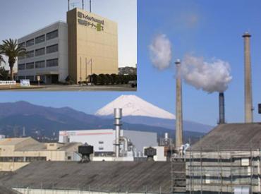 東邦テナックスの工場風景完全修正写真画像