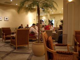 沼津東急ホテルのラウンジデジカメ写真画像