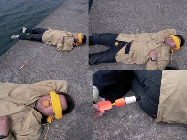 沼津市の井田で釣り中に完全無修正デジカメ写真画像6