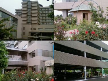 静岡がんセンター外観完全無修正デジカメ