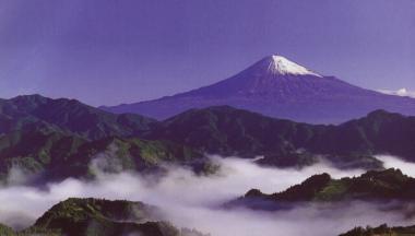 完全無修正超高画質画像写真「富士山」