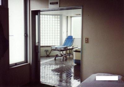 老人ホーム車椅子使用者特別浴室