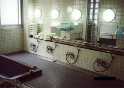 老人ホーム浴室