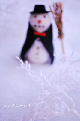 雪だるま32