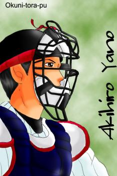 矢野さん五輪のマスク