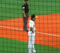 絵日記10・18和田コーチ