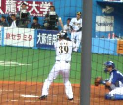 絵日記10・19矢野さん打