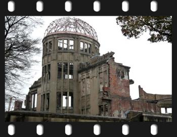 絵日記3・22原爆ドーム