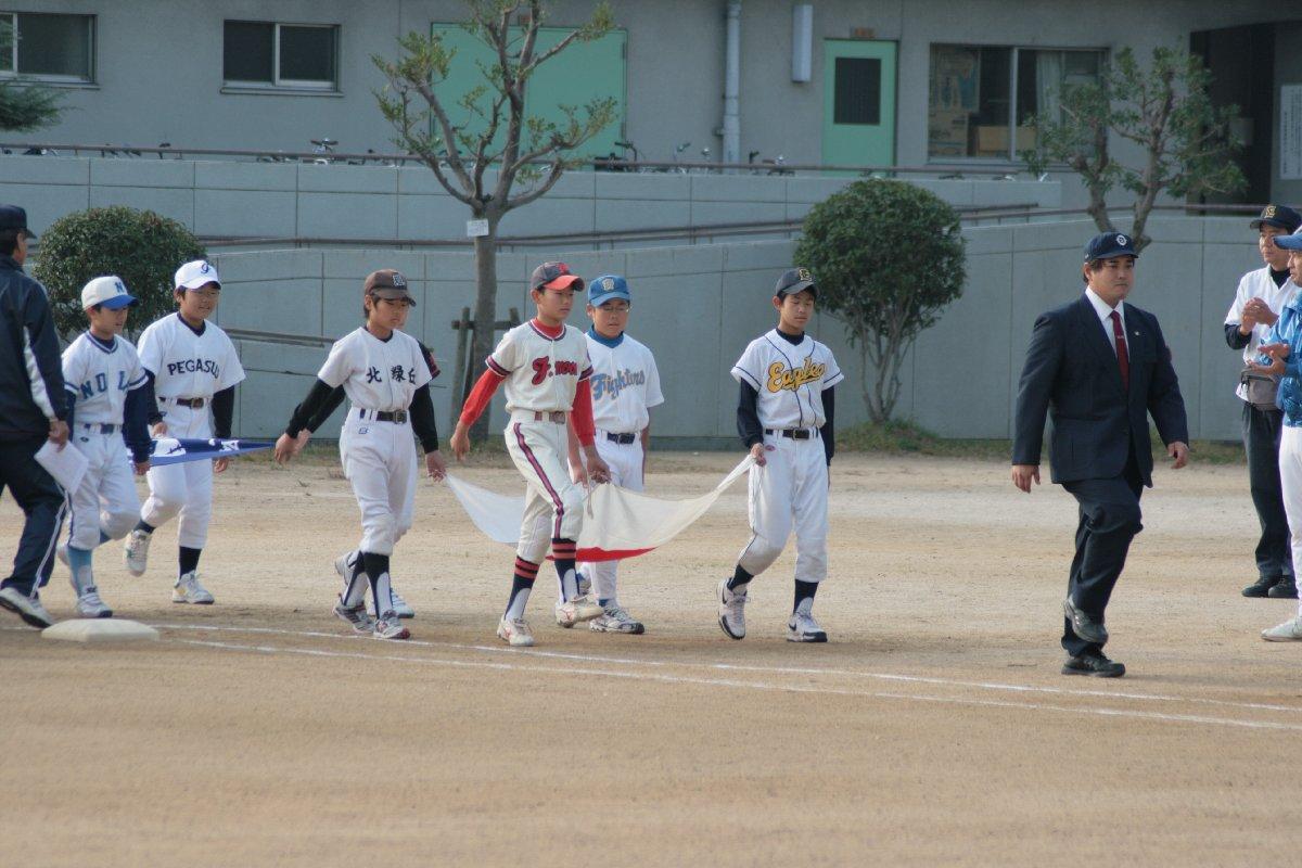 HOTファミリー少年野球部 - チームニュース|少年野球のポップアスリート