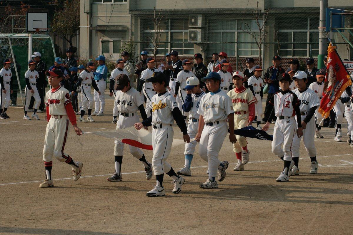 千里ツインズ - チームニュース|少年野球のポップアスリート