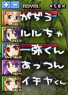そして幻想(ロイヤル)へ・・・