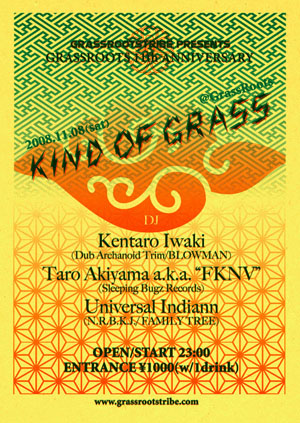 KIND OF GRASS