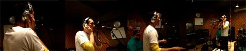recording RADM