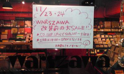 warszawa sale