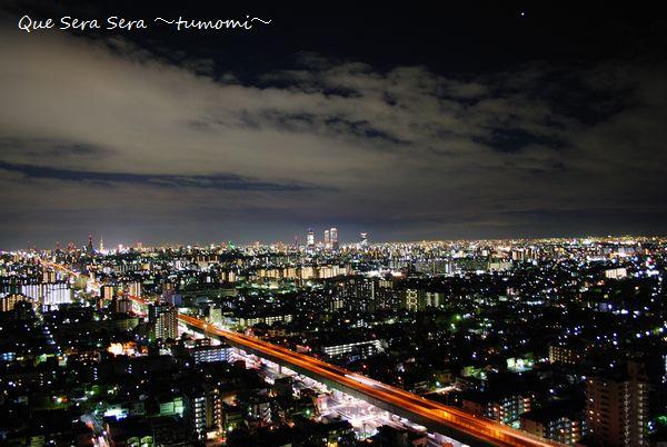名古屋 夜景