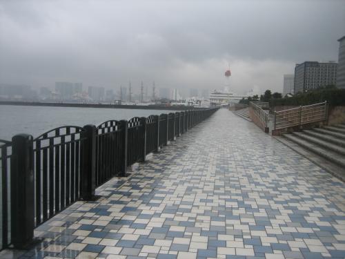青海南ふ頭公園 右側