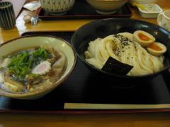 讃々様旨身肉つけ麺1