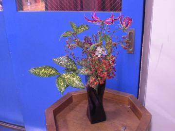 生け花の写真その2