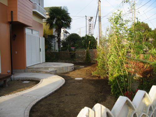 庭側植栽058