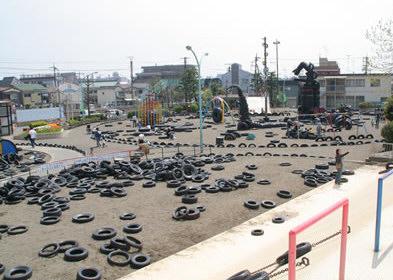 タイヤ公園Ⅱ