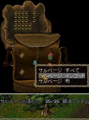 [ Gemmed Circlet ] は溶かしても、宝石は戻ってきません orz