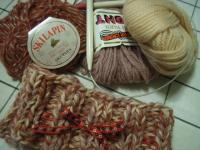 3本引き揃え毛糸