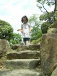 加賀屋緑地にて2